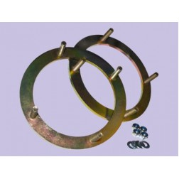 Shock Absorber Mounting Turret Rings Heavy Duty Pair DA6338